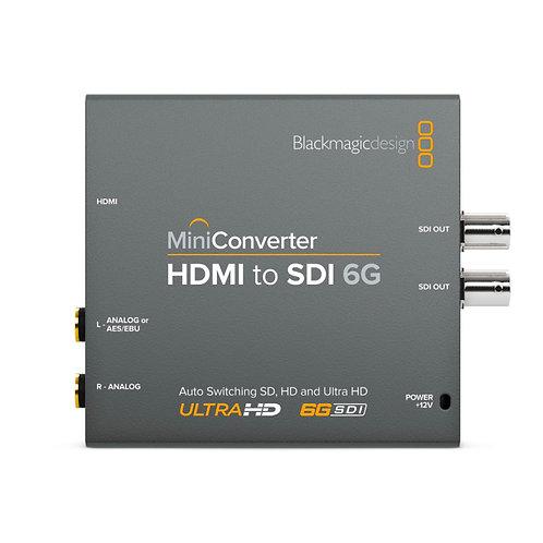 BMD Mini Converter - HDMI to SDI 6G