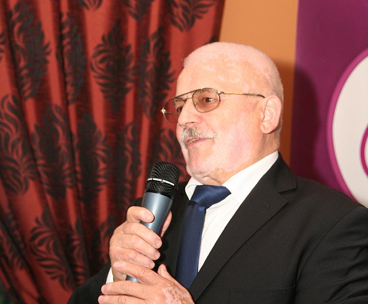 Prof. dr hab. Stefan Pastuszka