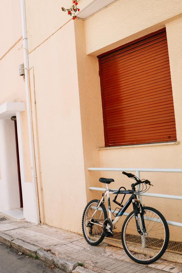 Alleyway in Athens