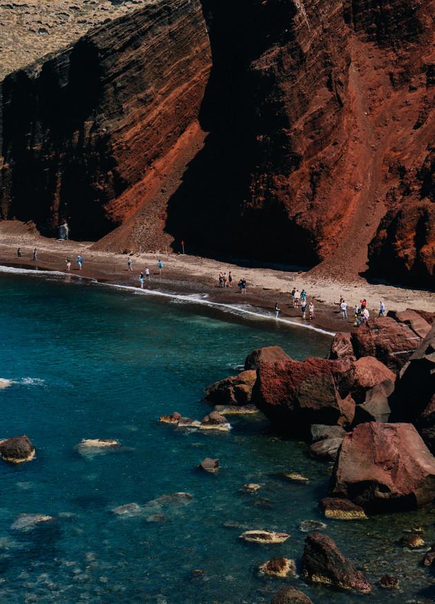 Red Sands Beach