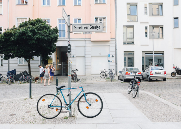 Strelitzer Straße