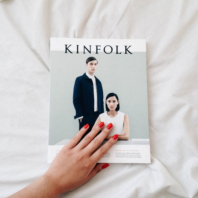 Kinfolk Issue 15