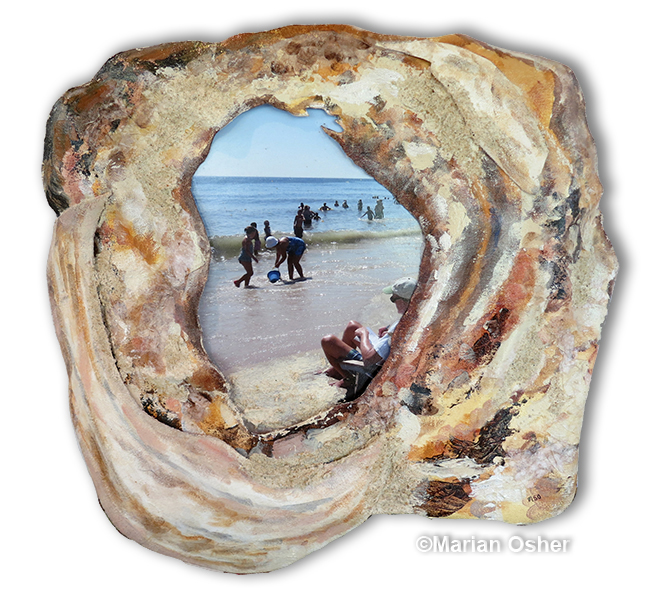 Shell Scape_copyright Marian Osher