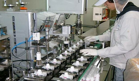 Enbioscience manufacturing