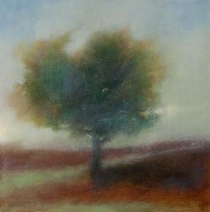 397 Lonely Tree II 24x24 copy.jpg
