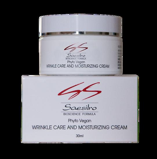 Wrinkle Care & Moisturizing Cream (30 ml)