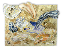 Sand and Shells 1_copyright Marian Osher