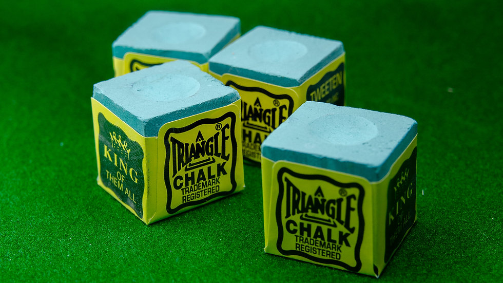 Triangle Chalk (Pack of 6)