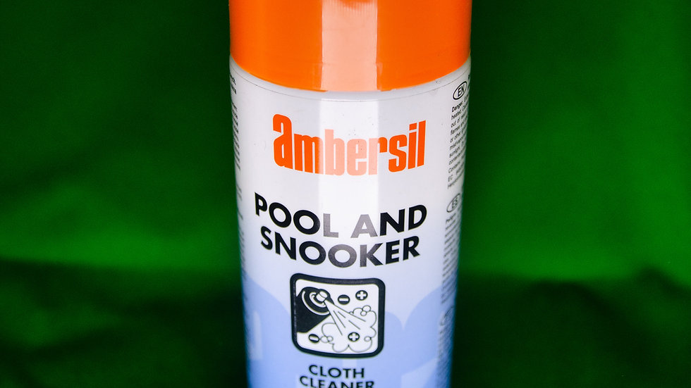Ambersil Spool and Snooker Cloth Cleaner