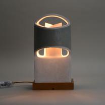 Modernist Butterfly Lamp Side