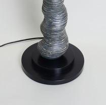 Twisted Floor Lamp Base