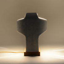 Modernist Butterfly Lamp Front