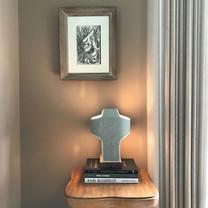 Modernist Butterfly Lamp