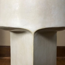 Sinuous Side Table Detail