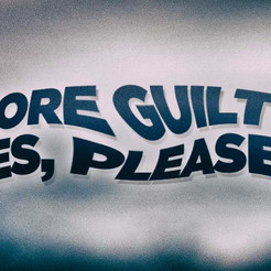 Less gratitude, more guilt.