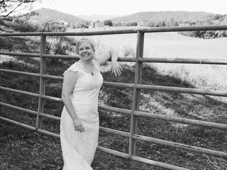 Celebrating A Wedding Anniversary In The Country