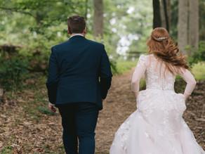A Woodland Wedding   Richard + Deanna