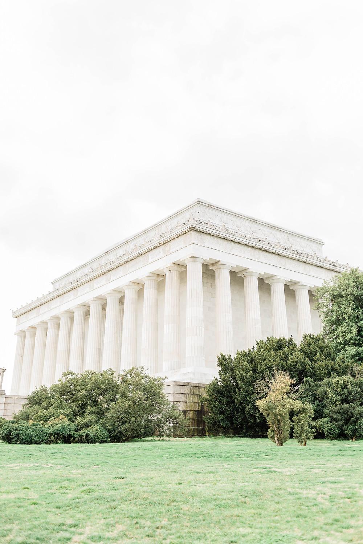 The Thomas Jefferson Monument in Washington, DC