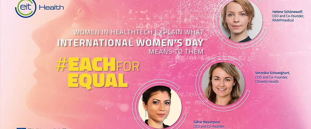 EIT Health International Women's Day