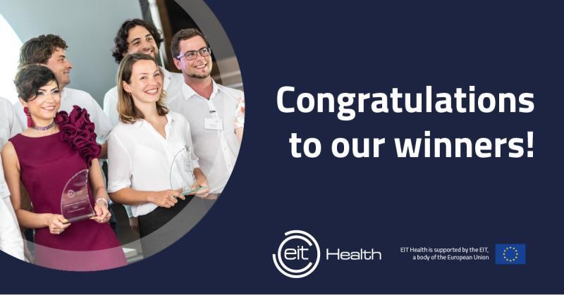 EIT Health Headstart Award Covid-19 Winners