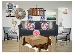 Pandya Living Room