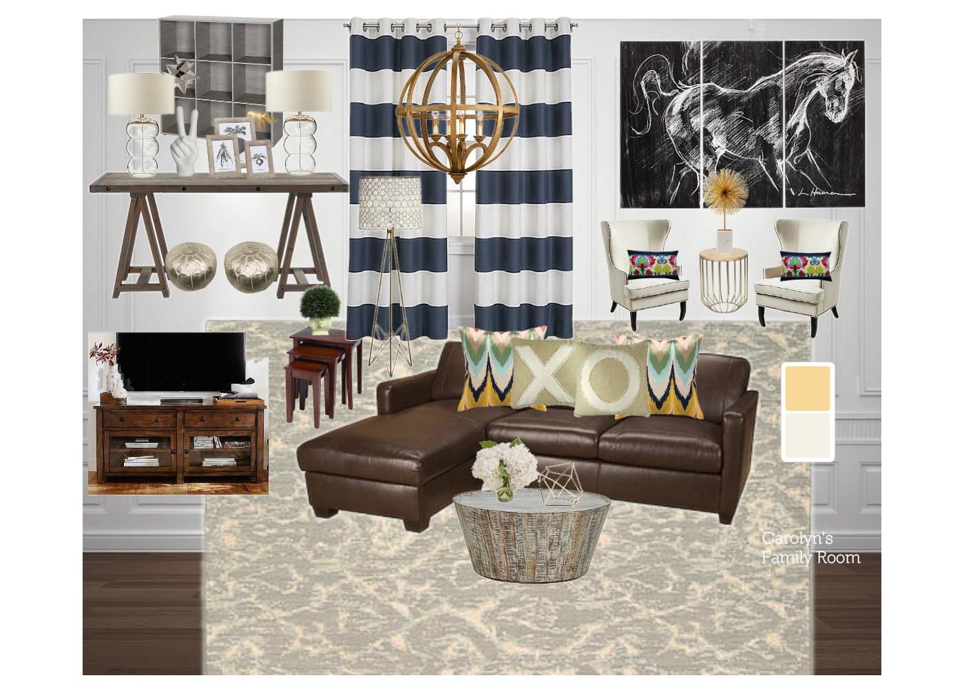 Polke Living Room