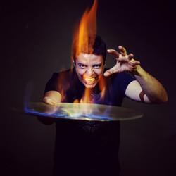 Igor Willcox fogo
