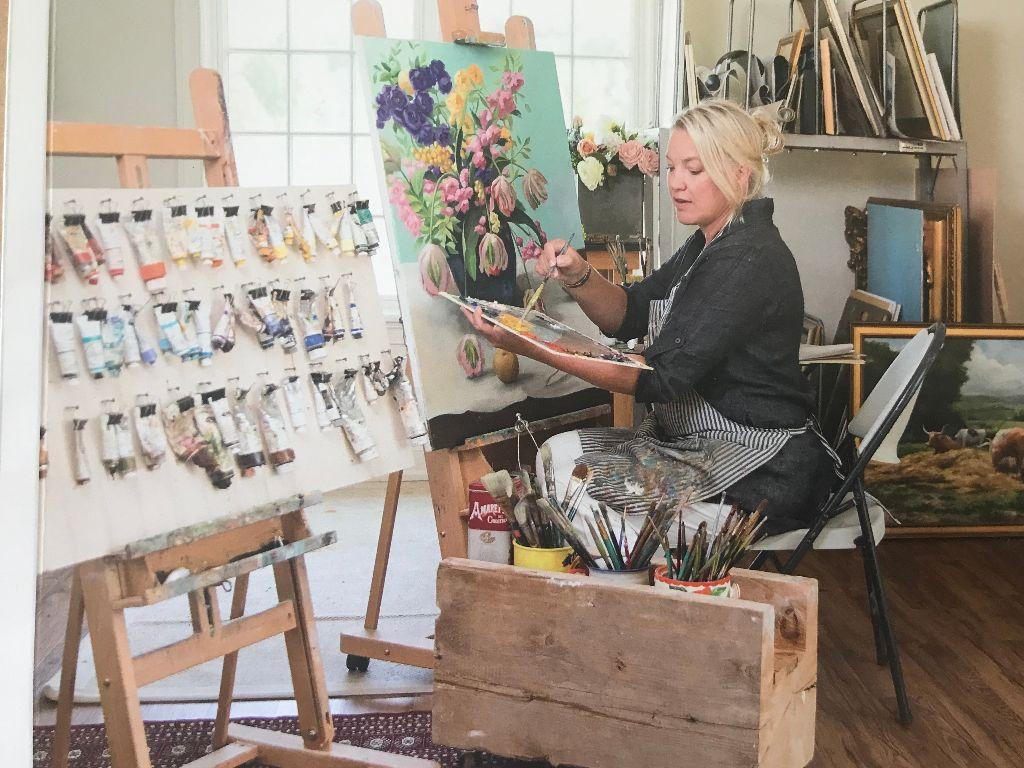 Karen D'Allaird Studio
