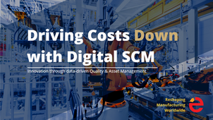 Driving Costs Down with Digital SCM
