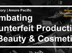 Combating Counterfeit Production in Beauty & Cosmetics | Client Story