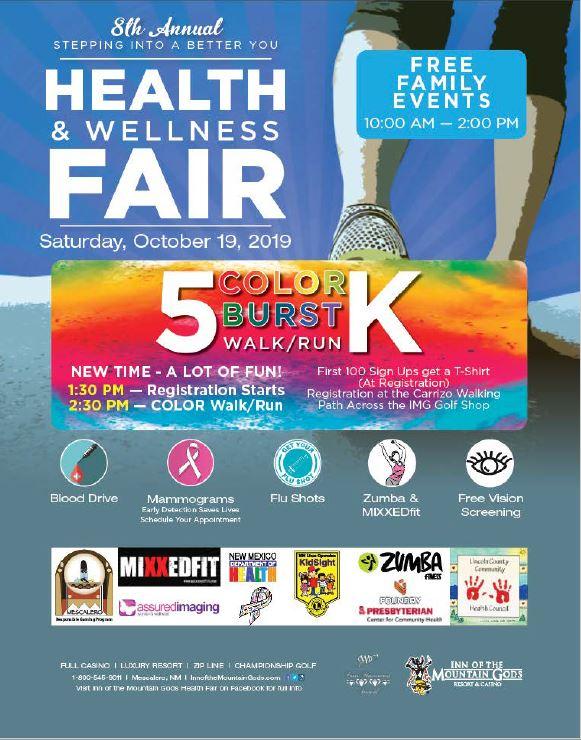 2019 Health Fair