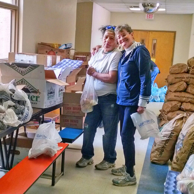 Lincoln County Health Council Food Bank