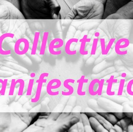 Collective Manifestation   Team work makes the dream work