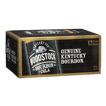 WOODSTOCK 7% 12PK 250ML CANS