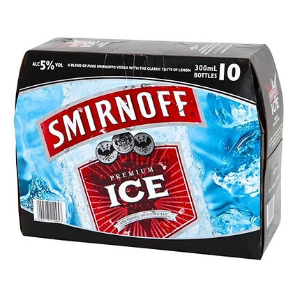 SMIRNOFF RED10PK BTLS