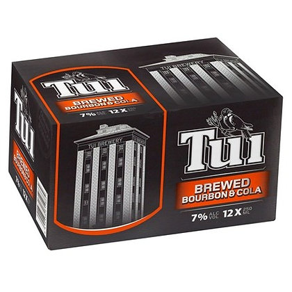 TUI BOURBON 12PK 250ML CANS