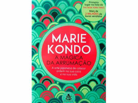 A mágica da arrumação | Marie Kondo