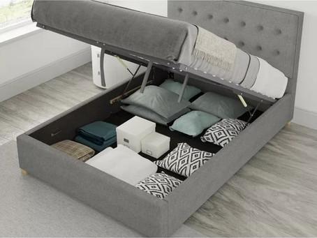 Como organizar cama box