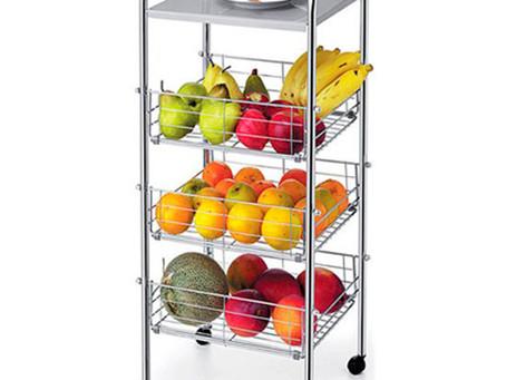Como Organizar Fruteira