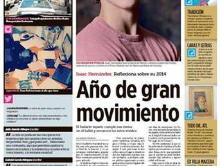 Entrevista de final de año a Isaac Hernández