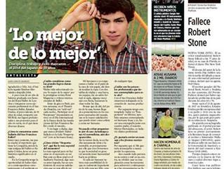 """Entrevista """"Lo mejor de lo mejor : Esteban Hernández"""""""