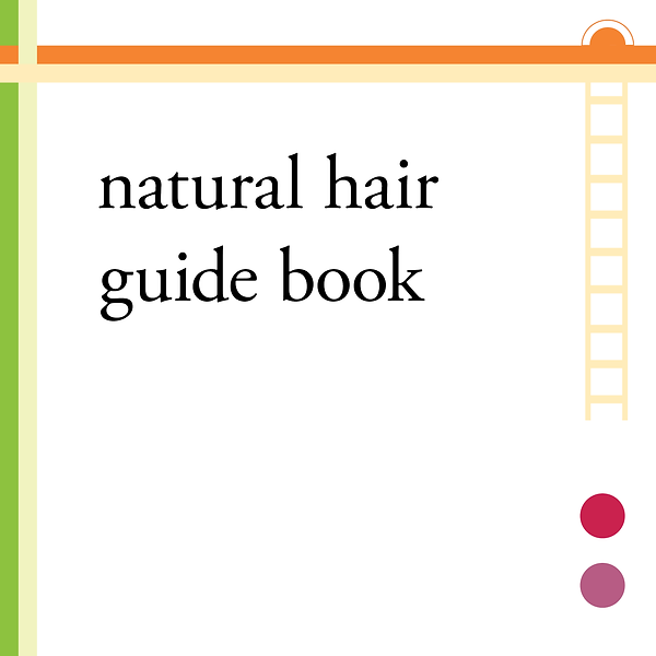 Natural Hair Guide:Front Cover
