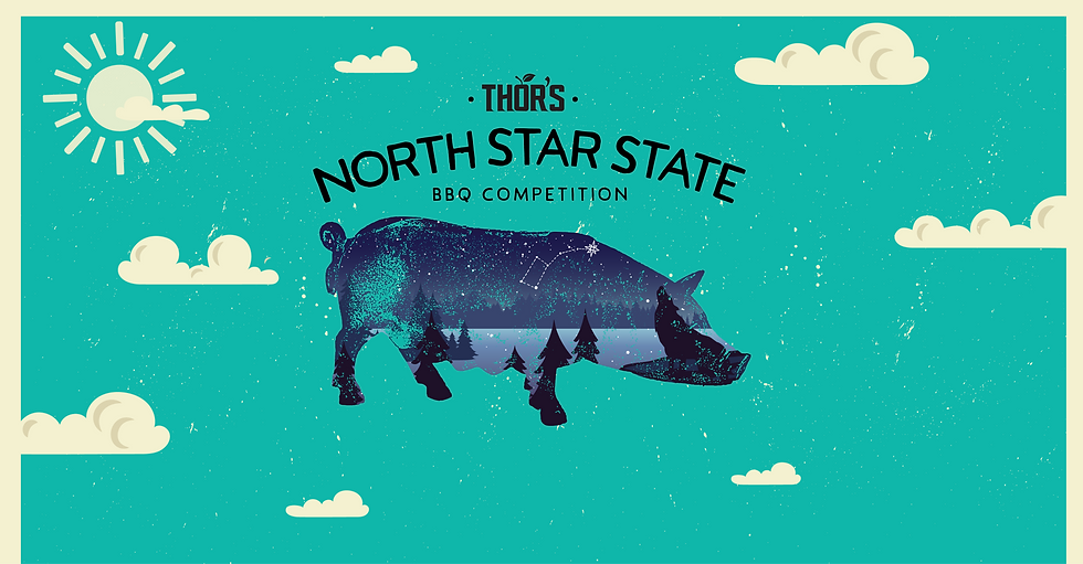 Thor's North Star State BBQ Website Head