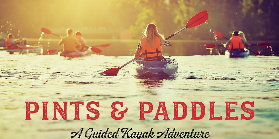 Pints & Paddles