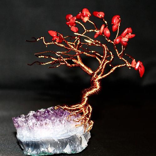 Amethyst Coral