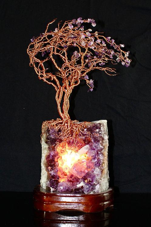 Amethyst Fire
