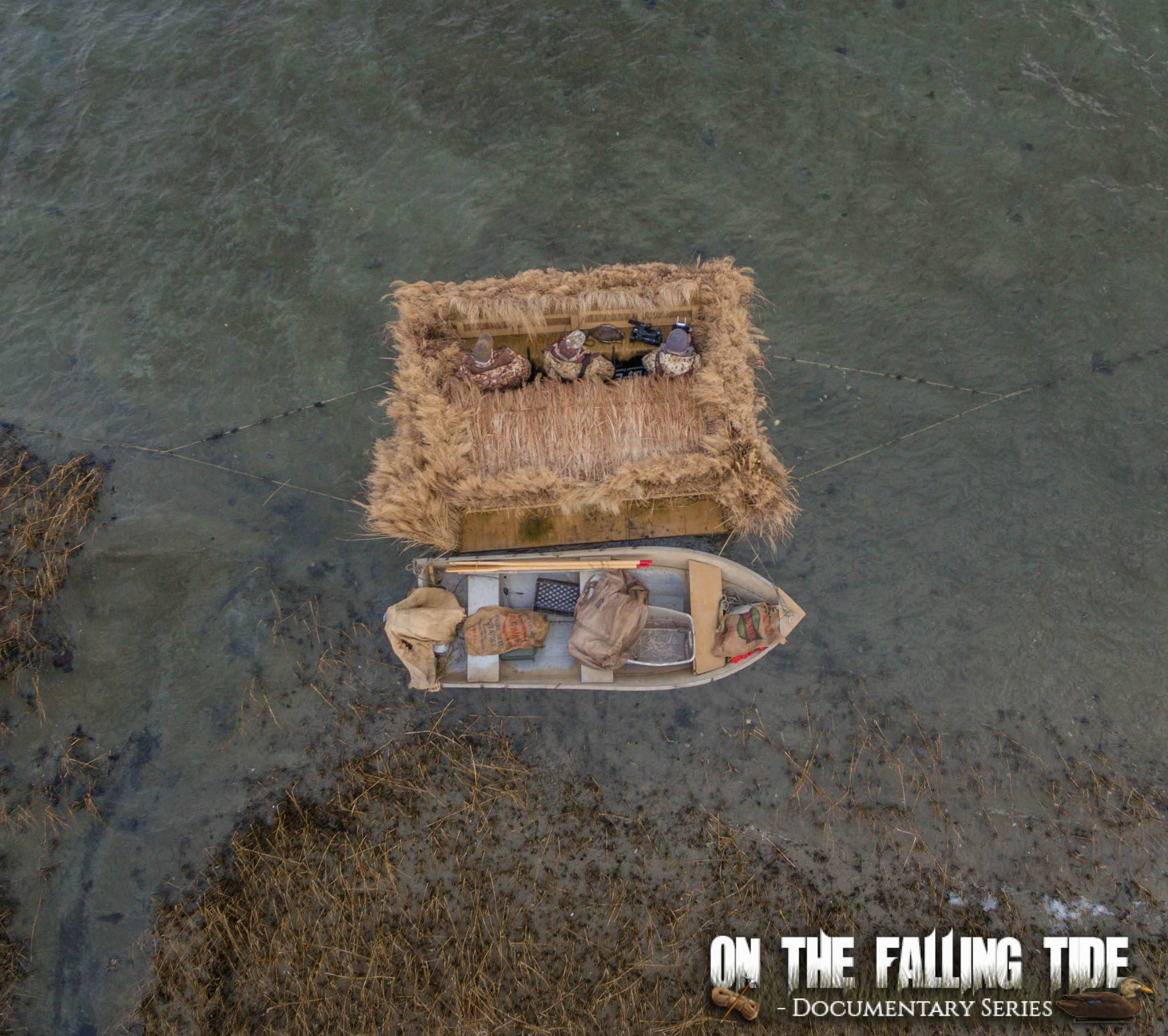 On The Falling Tide DVD