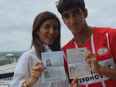 Portuguese and Spanish Passports!!!