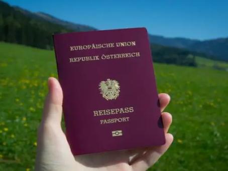 חדשות מהארץ והעולם פלילים ומשפטזכאות לאזרחות אוסטרית: הקלה משמעותית מקצרת את הדרך לדרכון הז