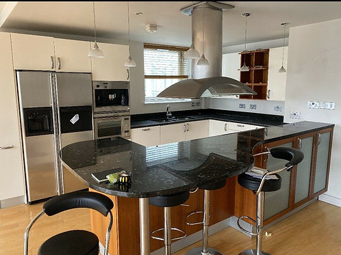 Fitted Kitchen Including Miele Appliances, Granite Tops In Excellent Condition